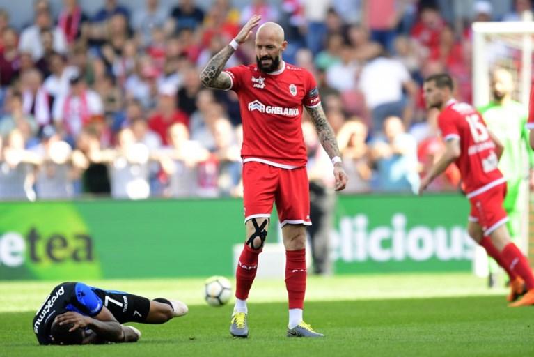 VAR krijgt er opnieuw van langs nadat Club Brugge penalty onthouden wordt