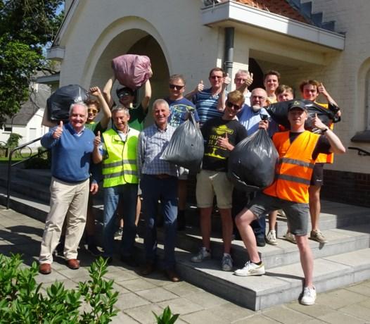 Sint-Vincentiusvereniging haalt kleding op
