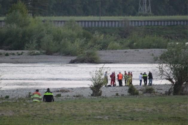 Levenloos lichaam aangetroffen in Maas nabij Kotem