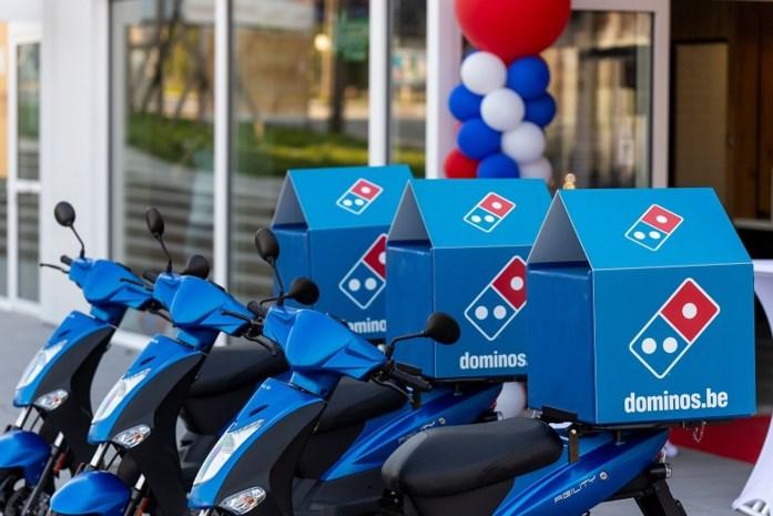 Goed nieuws voor de fans: Domino's Pizza opent eerste vestiging in Lommel