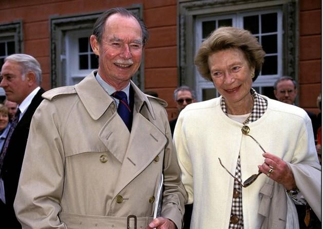 Groothertog Jean van Luxemburg (98) overleden