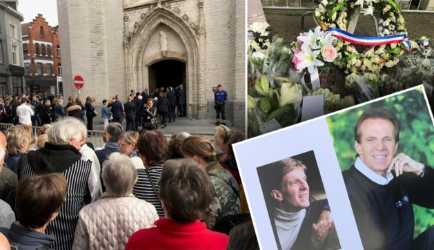 """Duizenden fans nemen afscheid van Paul Severs: """"Hij was een stuk van mijn leven"""""""