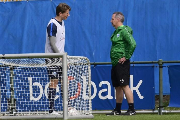 Sander Berge verlaat training iets vroeger uit voorzorg