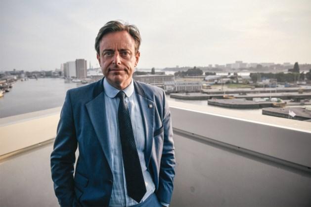 """Bart De Wever: """"Angst slaat me om het hart als ik peiling zie"""""""