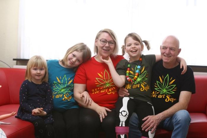 Geen celstraf, wel boete voor producent van cannabisolie voor Maasmechels epilepsiepatiëntje Sofie