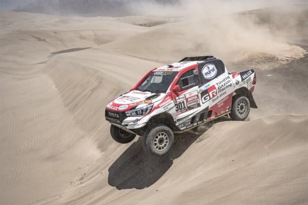 Dakar-rally vindt volgend jaar voor het eerst plaats in Saoedi-Arabië