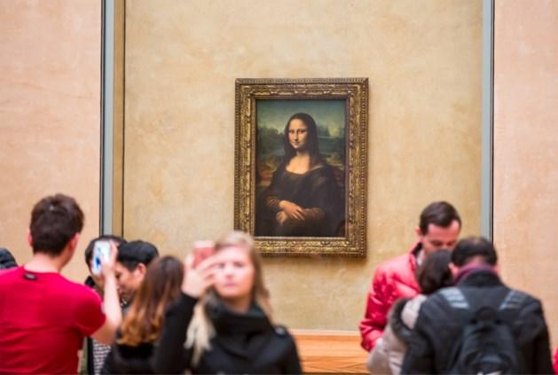 De Mona Lisa is meest teleurstellende toeristische attractie ter wereld