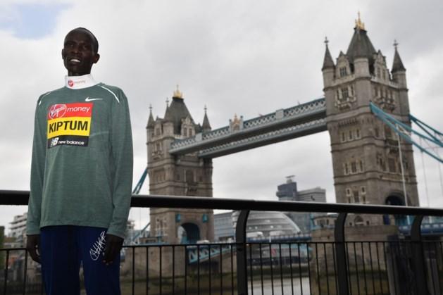 Wereldrecordhouder halve marathon Kiptum, die zondag in Londen zou lopen, test positief