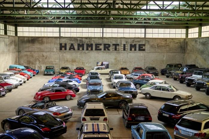 Honderd oldtimers onder de hamer in Kortessem
