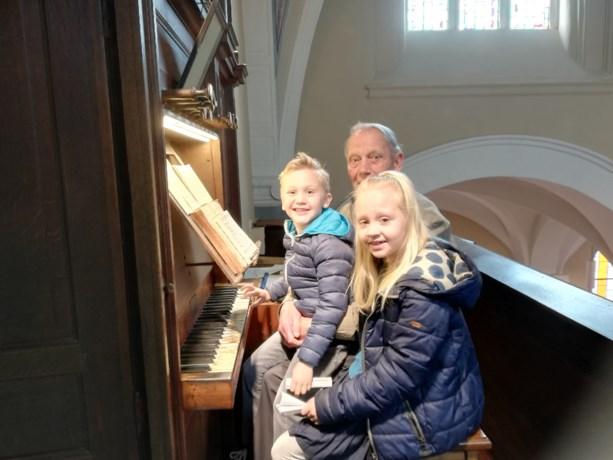 Jean Michiels gevierd in de Sint-Martinusparochie
