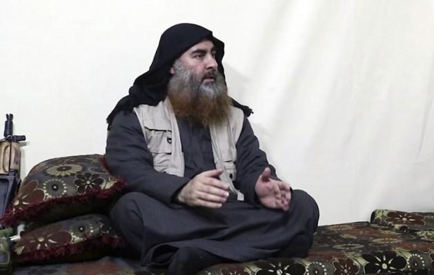 """IS-leider Al-Baghdadi: """"Aanslagen in Sri Lanka zijn wraak voor nederlaag in Syrië"""""""