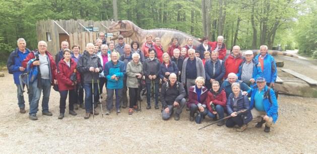 De Grevenbroekers op wandelweekend in de Eifel