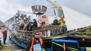 De Slamridders sluiten carnaval in Limburg af
