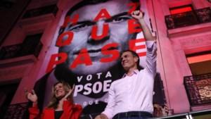 Nieuwe Spaanse regering niet voor morgen