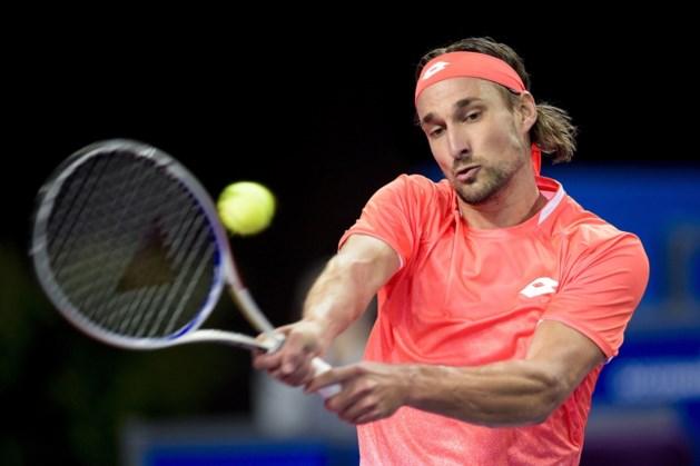 Ruben Bemelmans stoot door naar kwartfinales in dubbelspel in Tunis
