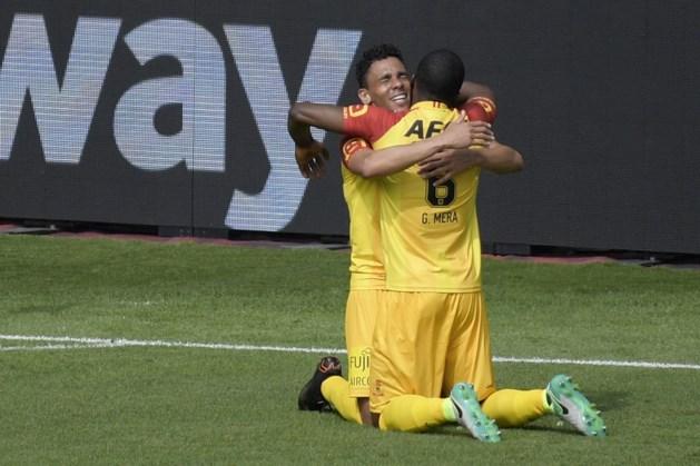 KV Mechelen wint Beker van België