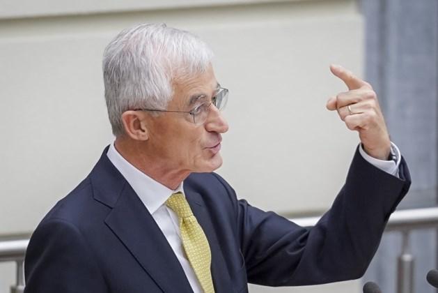 """Bourgeois: """"Volgende Vlaamse regering moet investeringsgraad nog optrekken"""""""