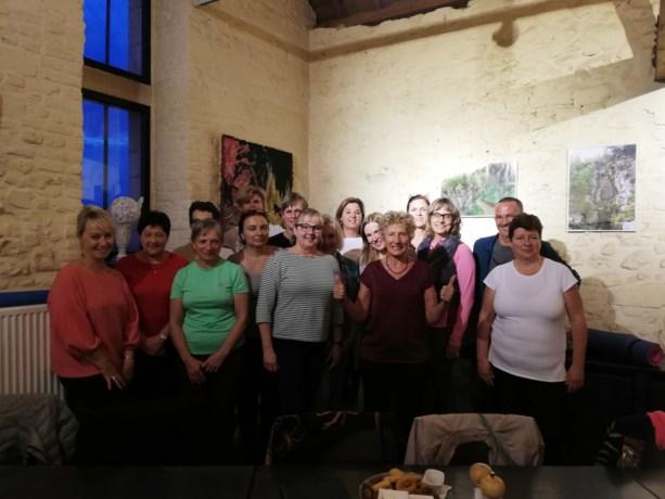 Afscheid van yogalerares Mieke Schoofs