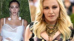 """Madonna pijnlijk openhartig over haar kinderen: """"Toen ze dertien werd is onze relatie gestopt"""""""
