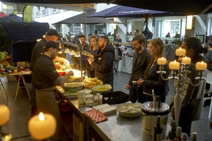 Veel belangstelling voor eerste Limburgs Vegan Festival
