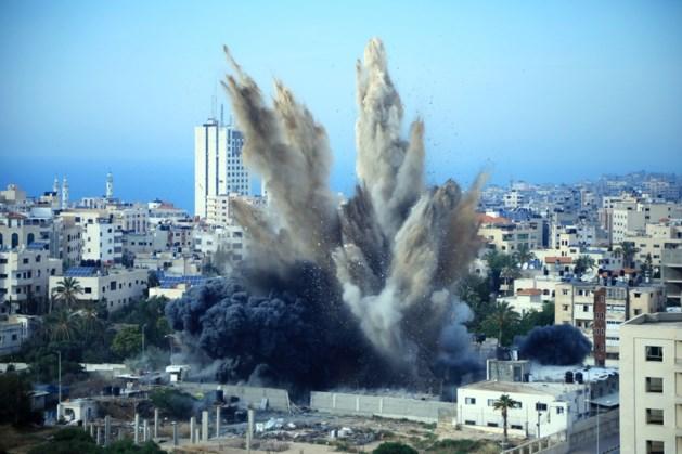 """Vier Israëli's en negentien Palestijnen omgekomen in Gaza, Trump """"steunt Israël 100 procent"""""""