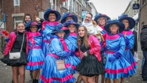 Ridders van de Ceuleman sluiten carnavalsseizoen af
