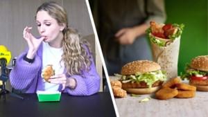 Vanaf nu ook burgers met zeewier bij McDonald's: onze redacteurs deden de test