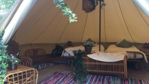 Corda Campus opent luxecamping tijdens Pukkelpop