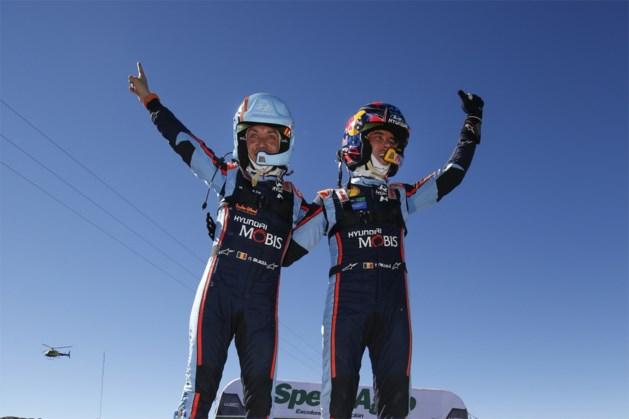 """Thierry Neuville start na twee opeenvolgende zeges in positieve flow aan Rally van Chili: """"Een stap in het onbekende"""""""