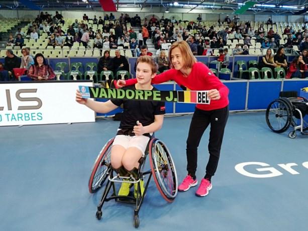Louis Toussaint en Jef Vandorpe krijgen als eerste paralympische atleten steun van Be Gold