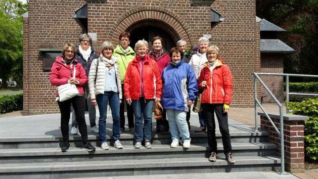 KVLV Heppen fietst naar Koersel Kapelleke