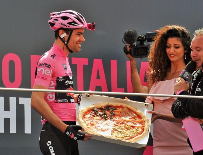 """Giro of Tour? Tom Dumoulin hakt verrassend de knoop door: """"Het mooie parcours gaf de doorslag"""""""