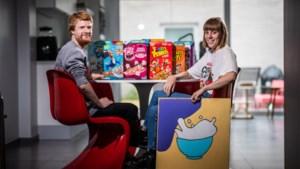 Hasselts koppel opent eerste Limburgse cornflakesbar tijdens Kunstennacht