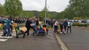 Politie evacueert 21.500 scholieren na anonieme bommelding