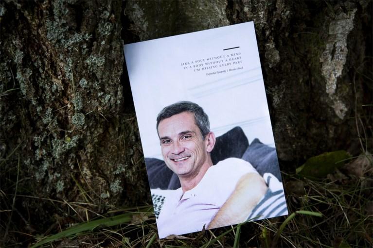"""Aangrijpend afscheid van Christophe Lambrecht: """"Het was de mooiste uitvaart denkbaar voor hem"""""""