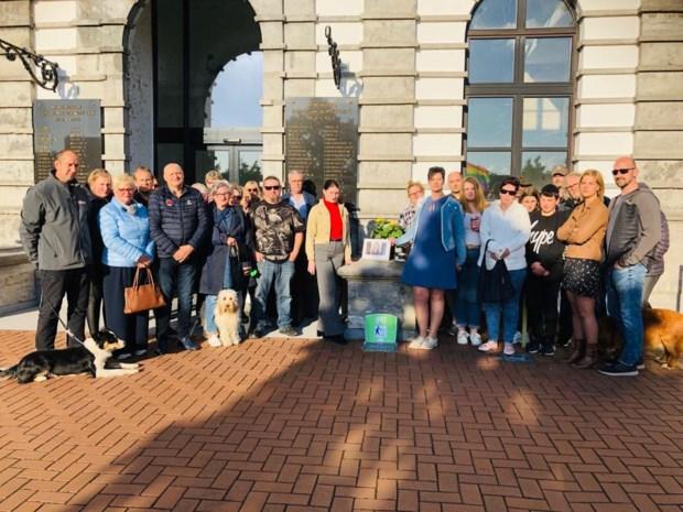 Stille wake voor Julie Van Espen in Leopoldsburg