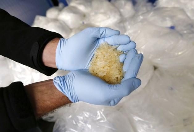 Nederlandse politie vindt drijvend crystal meth-lab