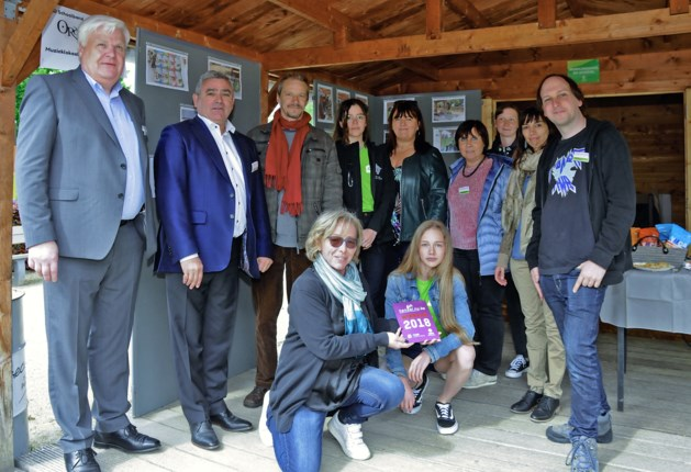 PSD Green High wint Oxfam-award 'Handel Nu'