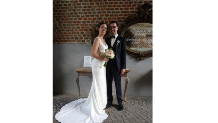 Lieselot en Jordy in Borgloon