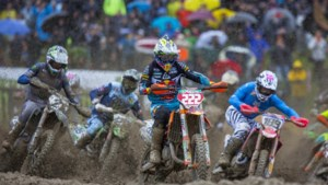Cairoli heerst in modder