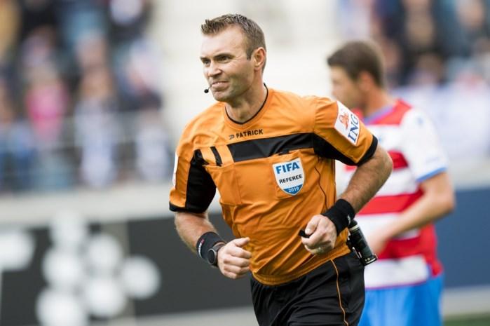 Laforge fluit Anderlecht - KRC Genk