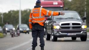 Drie illegalen betrapt bij verkeersacties