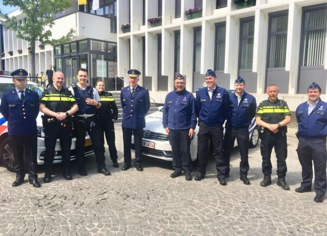 Europees pilootproject: gemengde politiepatrouilles in de grensstreek