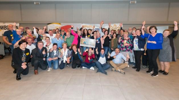 Werkgroep Hamont-Achel schenkt 34.700 euro aan Kom op tegen Kanker