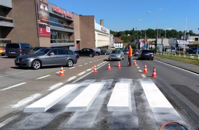 Zijn 3D zebrapaden veiliger? Proefproject in Bilzen binnenkort van start