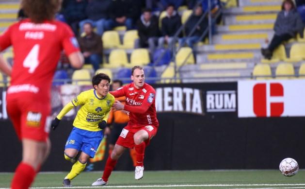 HERBELEEF. STVV behaalt een gelijkspel in Oostende