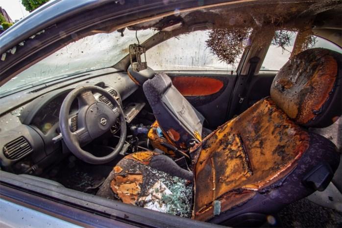 Molotovcocktail in geparkeerde auto gesmeten in Kinrooi