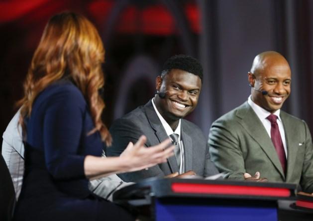 """New Orleans (en dus niet New York) kan in NBA Draft voor Zion Williamson gaan, maar wil de """"nieuwe LeBron James"""" dat zelf wel?"""