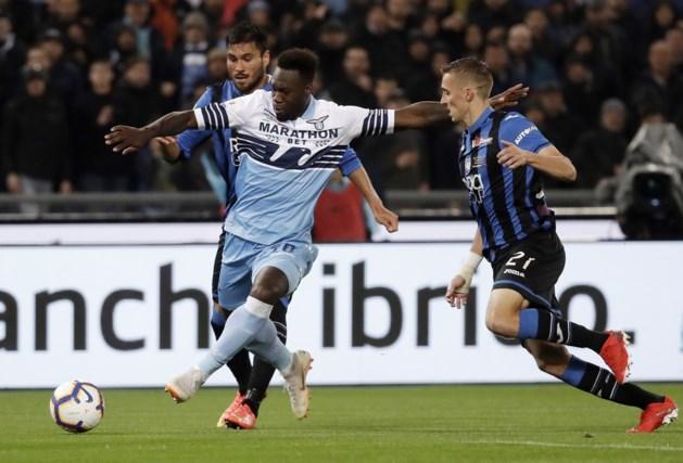 Timothy Castagne verliest met Atalanta Italiaanse bekerfinale van Lazio