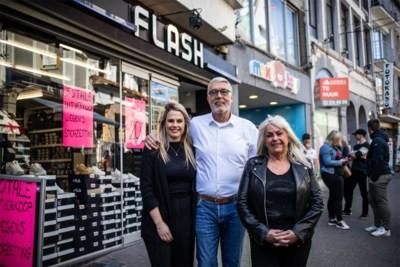 """Hasseltse Flash sluit na 35 jaar de deuren: """"Geen baas meer in eigen winkel"""""""